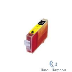 Canon BCI-3eY 4482A002 Картридж для i550/i850/S400/S450/S500/S600/S4500/S6300/BJC-3000/6000 series, Желтый(Yellow), 310 стр.