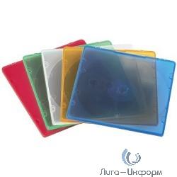 Коробка Hama H-11712 Коробки для CD Slim 20 шт. 5 цветов