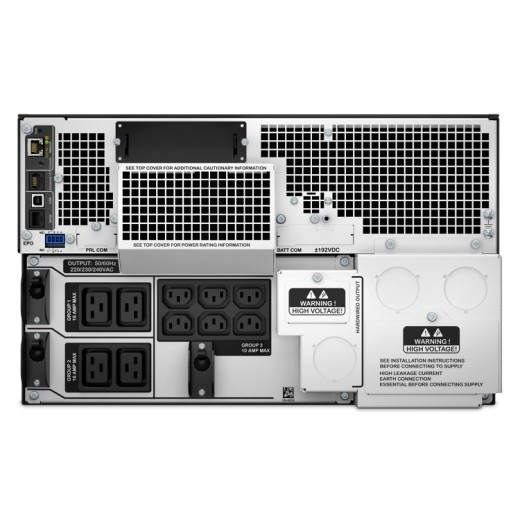 APC Smart-UPS SRT RM SRT10KRMXLI Black 10000VA/<wbr>10000W, On-Line, Extended-run, Rack 6U (Tower convertible), Pre-Inst. Web/<wbr>SNMP, with PC Business