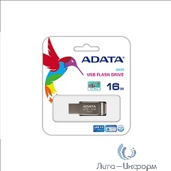 A-DATA Flash Drive 16Gb UV131 AUV131-16G-RGY {USB3.0, металл}