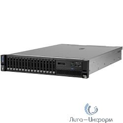 """IBM 5462E5G {Сервер IBM ExpSell x3650 M5 1xE5-2630v3 1x8Gb 2.5"""" SAS/SATA RW M5210 1G 4P 1x550W (5462E5G)}"""