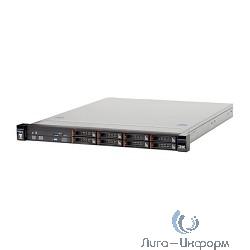 IBM 5458ELG {Сервер IBM ExpSell x3250 M5,Xeon 4C E3-1271v3 3.6GHz/1x8GB/OB HS 2.5inSAS/SATA/460W Rack (5458ELG)}