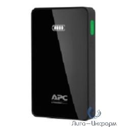 APC PowerPack M5BK-EC Мобильный аккумулятор Li-Po 5000mAh 1A+2.4A черный