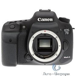 "Canon EOS 7D Mark II Body+W-E1 черный {20.2Mpix 3"" 1080p Full HD CF Li-ion}"