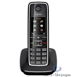 Gigaset C530  Black Телефон беспроводной (черный)