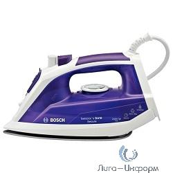 BOSCH TDA1024110 Утюг, керамическое покрытие, 2300Вт,  фиолетовый