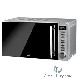 BBK 20MWG-733T/BS-M Микроволновая печь, черный/серебро