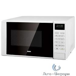 BBK 20MWG-735S/W Микроволновая печь, 700 Вт, белый