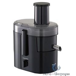 Соковыжималка Panasonic MJ-SJ01KTQ Центробежная, 800 Вт, 1,5л, горловина 75 мм, пластик, черный