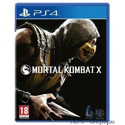Mortal Kombat X (русские субтитры)