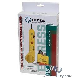 5bites LY-CT018 Тестер-трассоискатель кабеля 5bites EXPRESS  для RJ45/11/12, генератор тонального сигнала