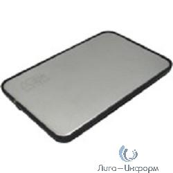 "AgeStar 3UB2A8S-6G silver Внешний корпус AgeStar 3UB2A8S-6G (silver) usb3.0 to 2.5""hdd SATAIII алюминий [763935]"