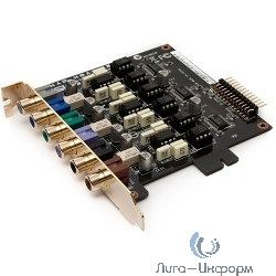 ASUS XONAR HDAV H6, 6x RCA Line-Out, RTL {10}