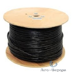 5bites FS5505-305CE Кабель  FTP / SOLID / 5E / 24AWG / COPPER / PVC / BLACK / OUTDOOR / DRUM / 305M