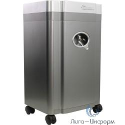 Buro Уничтожитель BU-S958N (DIN 4/P-5)/fr2x15mm/10sh/24L/CanShr:stapls, paper clips, cr.card/CD {969390}