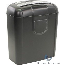Buro Уничтожитель BU-FD506M (DIN 3/P-4)/variable/6sh/14L/CanShr:stapls, paper clips, cr.card {960002}
