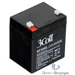 3Cott Аккумулятор 12V4.5Ah {0117637}