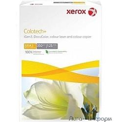 XEROX 003R98625 Бумага XEROX Colotech Plus 170CIE, 350г, SR A3 (450x320 мм), 125 листов (в кор. 4 пач.)