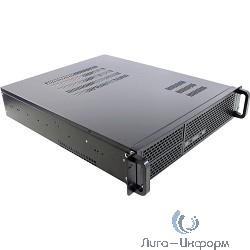 """Exegate EX172968RUS Серверный корпус Pro 2U2088  <RM 19"""",  высота 2U, без БП, USB>"""