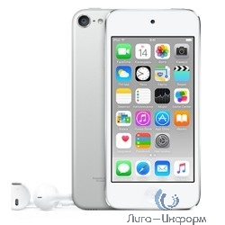 Apple iPod touch 32GB - White & Silver (MKHX2RU/A)
