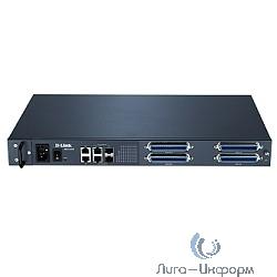 D-Link DAS-3248/EA/D1A PROJ IP DSLAM с 48 ADSL-портами и 2 комбо-портами 100/1000Base-T/SFP