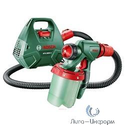 Bosch PFS 3000-2 Краскораспылитель [0603207100] {Мощность - 650 В Производительность - 300мл/мин }