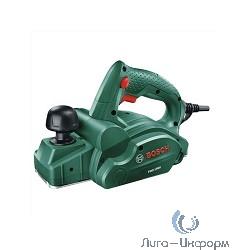 Bosch PHO 1500 Рубанок [06032A4020] {Номинальная потребляемая мощность 550 Вт, глубина сгорания 0-1,5 мм, глубина выборки пазы 0-8,0 мм, рабочая ширина 82 мм, число оборотов на холостом ходу 19500 }