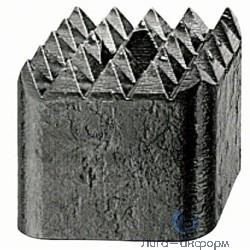 Bosch 1618623206 Отбойная пластина {для зажима 1618609003, 60 x 60 mm, 7 x 7}