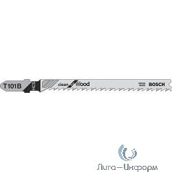 Bosch 2608633622 25 ЛОБЗИКОВЫХ ПИЛОК T 101 B, HCS
