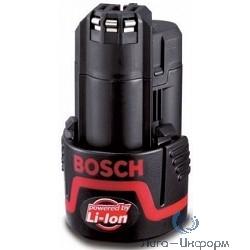 Bosch 1600A004ZL Аккумулятор Li-Ion 10,8 В; 2,5 Ач