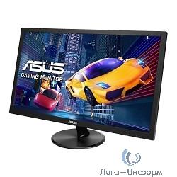 "ASUS LCD 21.5"" VP228T черный {TN+film LED 1920x1080 16:9 DVI M/M матовая 250cd D-Sub}  [90LM01K0-B02170]"