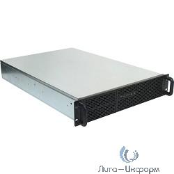 "Procase B205L-B-0 Корпус 2U Rack server case, черный, без блока питания, глубина 650мм, MB 12""x13"", PSU - PS/2 only"