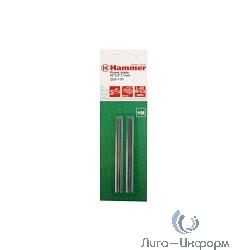 Ножи для рубанка Hammer Flex 209-101 PB 82*5,5*1,1  82мм, 2шт., HM [35136]