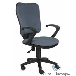Бюрократ CH-540AXSN/26-25  Кресло (серый 26-25 ткань крестовина пластиковая) [663988]