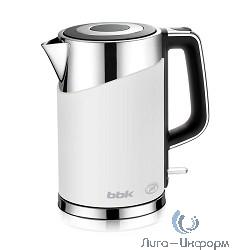 Bbk чайник EK1750P белый