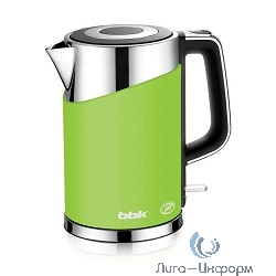 Bbk чайник EK1750P зеленый