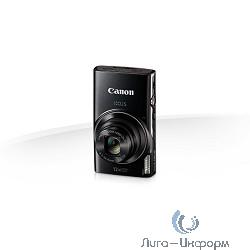 "Canon IXUS 285HS черный {20.2Mpix Zoom12x 3"" 1080 SD CMOS IS opt 1minF 2.5fr/s 30fr/s/WiFi/NB-11LH}"