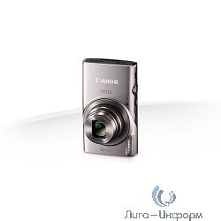 "Canon IXUS 285HS серебристый {20.2Mpix Zoom12x 3"" 1080 SD CMOS IS opt 1minF 2.5fr/s 30fr/s/WiFi/NB-11LH}"
