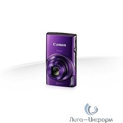 "Canon IXUS 285HS фиолетовый {20.2Mpix Zoom12x 3"" 1080 SD CMOS IS opt 1minF 2.5fr/s 30fr/s/WiFi/NB-11LH}"