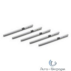 """Комплект наконечников для Intuos4/5/Pro """" stroke pen """" (кисть), 5 шт [ACK-20002]"""