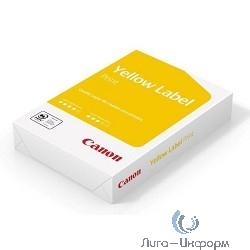 Canon 6821B001 Бумага Canon Yellow Label Print А4, 80г, 500 листов   (отпускается коробками по 5 пачек в коробке)