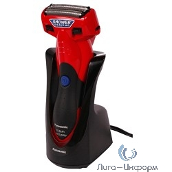 Panasonic ES-SL41-R520 Бритва сетчатая, красный/черный
