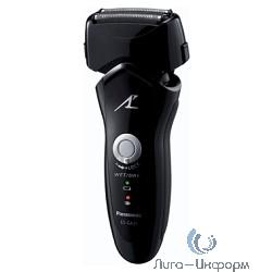 Panasonic ES-GA21 Бритва сетчатая, черный/серый