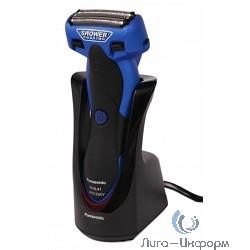 Panasonic ES-SL41-A520 Бритва сетчатая  синий/чёрный