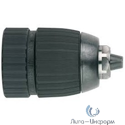 Metabo 636612000 Патрон БЗ Futuro Plus S2 1-10мм, 3/8-24 UNF, ревер