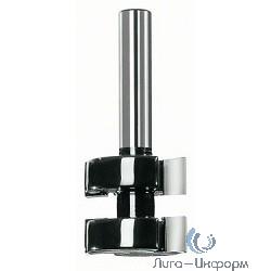 Bosch 2608628353 Фреза гребневая Std S8/D25/L5