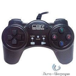 CBR CBG 907 {Игровой манипулятор для PC, проводной, USB}