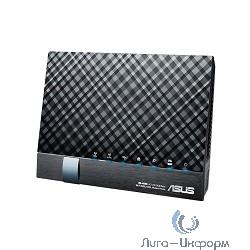 ASUS DSL-AC56U Маршрутизатор ADSL Двухдиапазонный маршрутизатор Wi-Fi VDSL2/ADSL AC1200 2xUSB