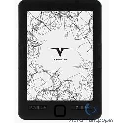 "Tesla Symbol PHD6.0 Black RK2818 {6"" E-ink Pearl HD/1024*758/RAM 128Mb/NAND 4Gb/Bat:1500mAh/Linux} [GPB07560]"
