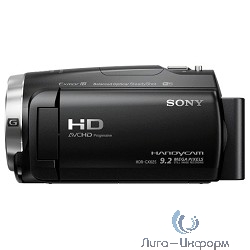 "SONY HDR-CX625B Black {30x.Zoom, 9.2Mp, CMOS, 3.0"", OS, AVCHD/MP4, WiFi, NFC}  [HDRCX625B.CEL]"